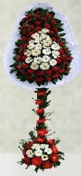 Bitlis internetten çiçek satışı  çift katlı düğün açılış çiçeği
