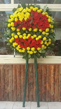 Cenaze çelengi çiçek modeli  Bitlis çiçek mağazası , çiçekçi adresleri