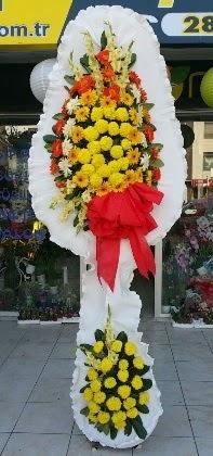 Çift katlı düğün nikah açılış çiçeği  Bitlis güvenli kaliteli hızlı çiçek