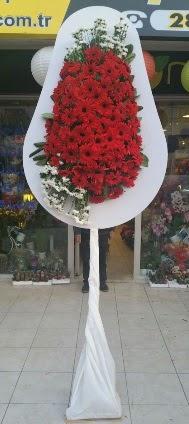 Tek katlı düğün nikah açılış çiçeği  Bitlis cicek , cicekci