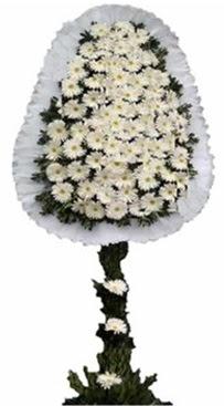 Tek katlı düğün nikah açılış çiçek modeli  Bitlis çiçek siparişi sitesi