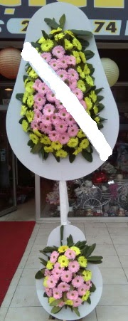 Çift katlı düğün nikah açılış çiçeği  Bitlis anneler günü çiçek yolla