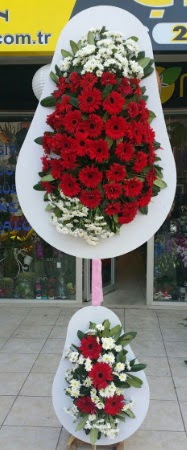 Çift katlı düğün nikah işyeri açılış çiçeği  Bitlis İnternetten çiçek siparişi