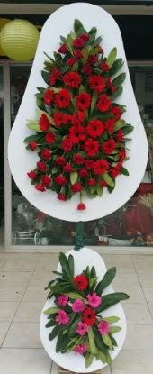 Çift katlı düğün nikah açılış çiçek modeli  Bitlis internetten çiçek siparişi