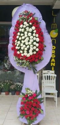 Çift katlı işyeri açılış çiçek modeli  Bitlis ucuz çiçek gönder