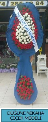 Düğüne nikaha çiçek modeli  Bitlis çiçek satışı