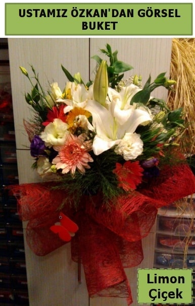 Karışık görsel mevsim çiçeği  Bitlis ucuz çiçek gönder