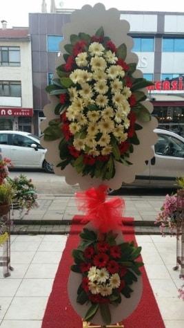 Çift katlı düğün açılış çiçeği  Bitlis çiçek satışı