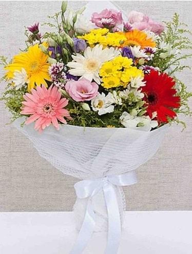 Karışık Mevsim Buketleri  Bitlis ucuz çiçek gönder