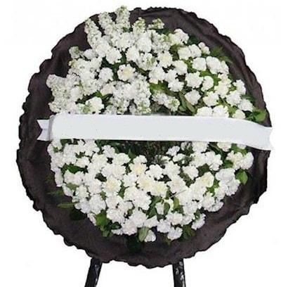 Cenaze çelengi çiçeği modelleri  Bitlis internetten çiçek satışı