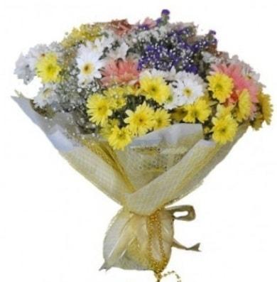 Karışık mevsim çiçeği  Bitlis çiçek satışı