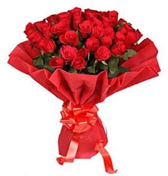 41 adet gülden görsel buket  Bitlis çiçek satışı