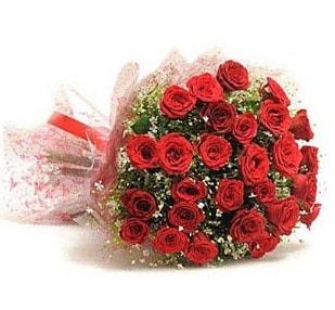 27 Adet kırmızı gül buketi  Bitlis ucuz çiçek gönder