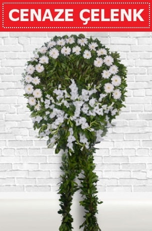 Cenaze Çelenk cenaze çiçeği  Bitlis çiçek satışı