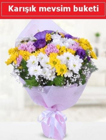 Karışık Kır Çiçeği Buketi  Bitlis güvenli kaliteli hızlı çiçek