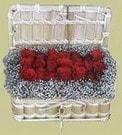 Bitlis cicekciler , cicek siparisi  Sandikta 11 adet güller - sevdiklerinize en ideal seçim