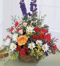 Bitlis online çiçekçi , çiçek siparişi  Mevsim çiçekleri sepeti